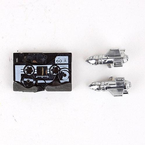 Ravage Cassette - Vintage 1984 G1 Transformers - Hasbro / Takara