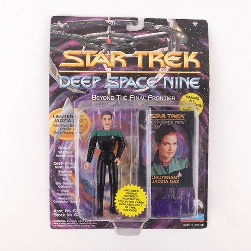 Lieutenant Jadzia Daz - Classic 1993 Star Trek Deep Space Nine - Playmates