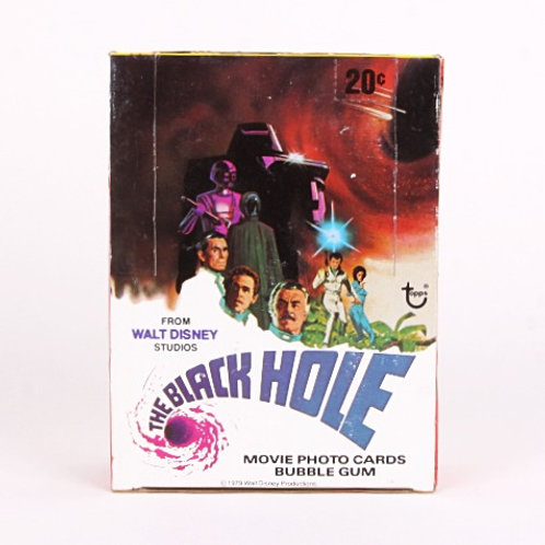The Black Hole - Vintage 1979 Trading Movie Photo Cards Box 36ct - Topps
