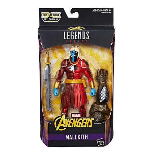 """Malekith - Modern 2017 Marvel Avengers Legends Series 6"""" - Hasbro"""