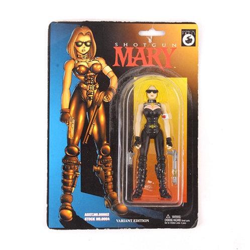 Shotgun Mary - Classic 1997 Variant Edition Action Figure - Ben Dunn
