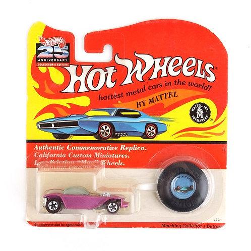 Beatnik Bandit - Classic 1992 Hot Wheels Die Cast Vehicle - Mattel