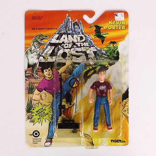 Kevin Porter - Classic 1992 Land of the Lost - Action Figure - Tiger