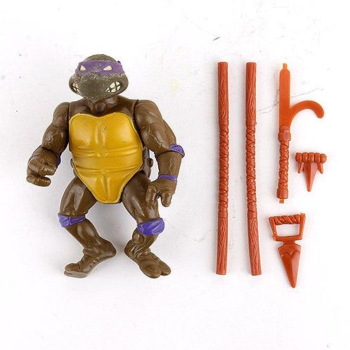 Donatello - Vintage 1988 Teenage Mutant Ninja Turtles Action Figure - Playmates