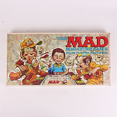 The Mad Magazine - Vintage 1979 Board Game - Parker Brothers