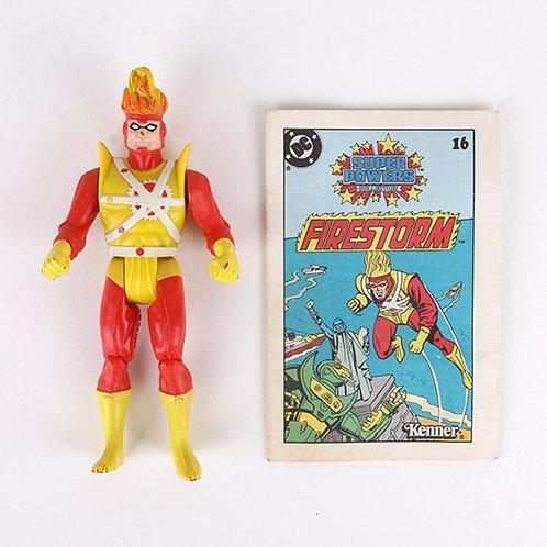Firestorm - Vintage 1985 Super Powers DC Comics - Action Figure - Kenner