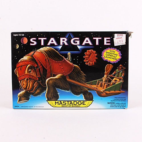 Mastadge - Beast of Burden - Classic 1994 Stargate - Action Figure