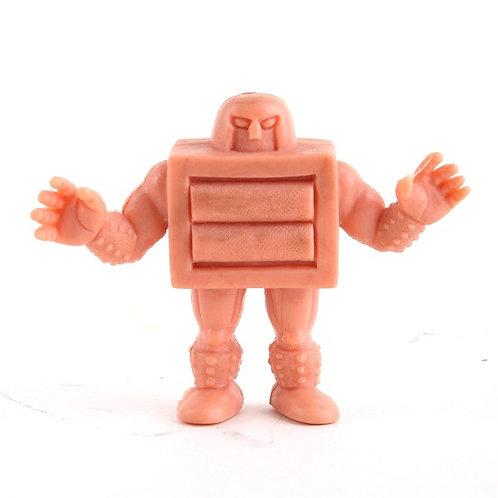Rollerman - Vintage 1980s M.U.S.C.L.E. #117 MUSCLE Men Figure - Mattel
