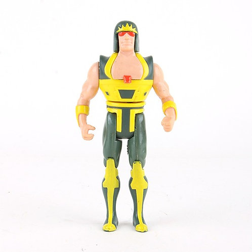 Cyclotron - Vintage 1984 Super Powers DC Comics - Action Figure - Kenner