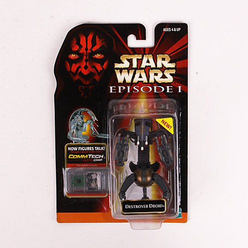 Destroyer Droid - Classic 1998 Star Wars The Phantom Menace - Action Figure
