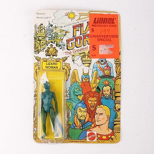 Lizard Woman - Vintage 1979 Flash Gordon - Action Figure - Mattel