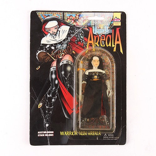 Warrior Nun Areala - Classic 1996 Action Figure - Ben Dunn