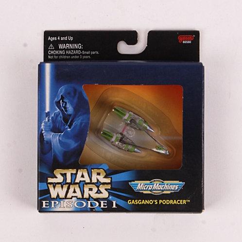 Gasgano's Podracer - Classic 1999 Star Wars Episode 1 - Micro Machine - Galoob