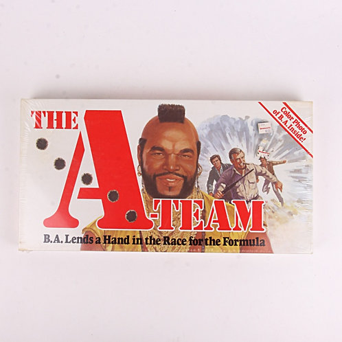 The A-Team - Vintage 1984 Board Game - Parker Brothers