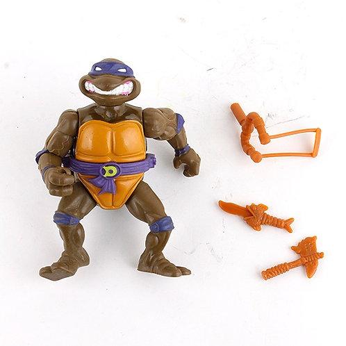 Donatello - Vintage 1991 Teenage Mutant Ninja Turtles Action Figure - Playmates