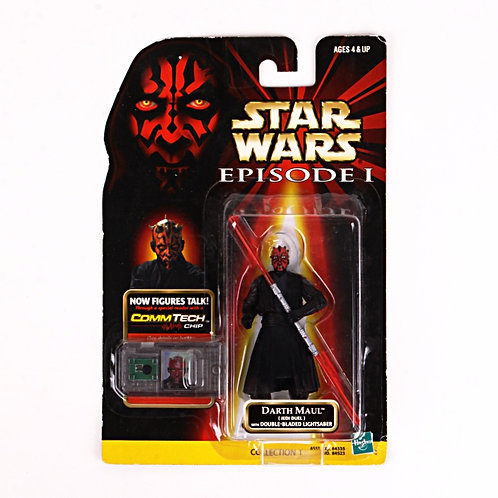 Darth Maul - Classic 1998 Star Wars The Phantom Menace - Action Figure