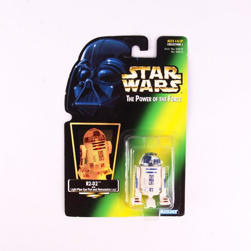 R2-D2 Droid - Classic 1997 Star Wars Power of the Force - Action Figure