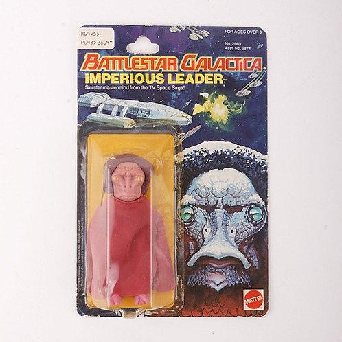 Imperious Leader - Vintage 1978 - Battlestar Galactica Action Figure - Mattel