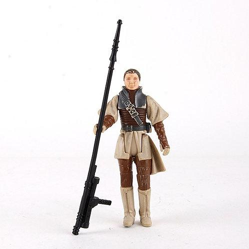 Princess Leia Organa (Boushh Disguise) -  1983 Star Wars Action Figure - Kenner