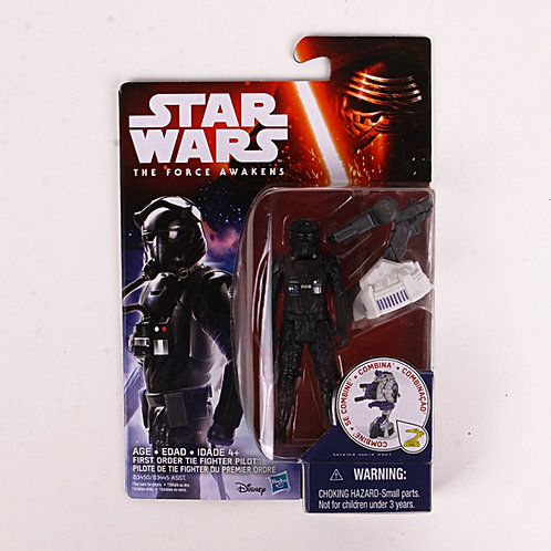 First Order Tie Fighter Pilot - 2015 Star Wars The Force Awakens - Action Figure