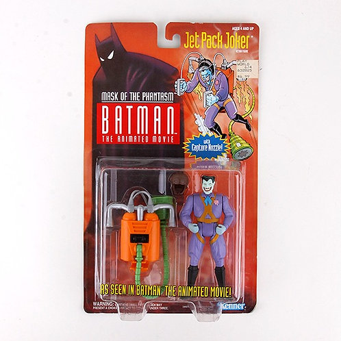 Jet Pack Joker - Classic 1993 Batman The Animated Movie Action Figure - Kenner