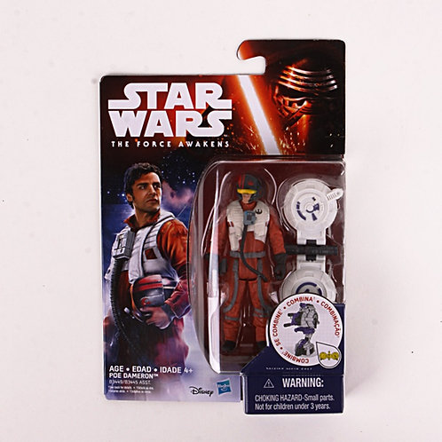 Poe Dameron - Modern 2015 Star Wars The Force Awakens - Action Figure