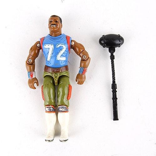 The Fridge - Vintage 1986 G.I. Joe Action Figure - Hasbro (1)