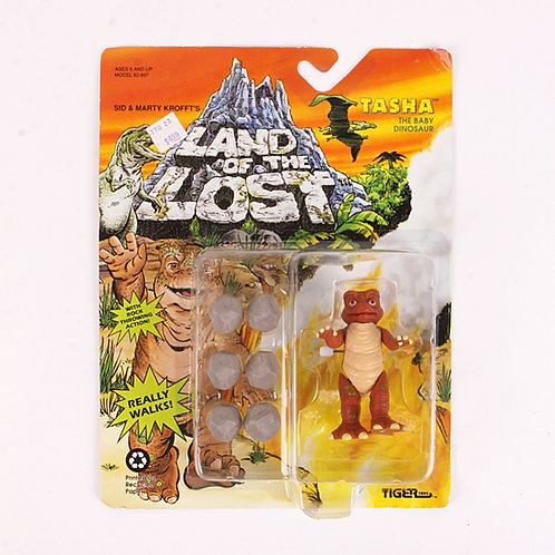 Tasha - Classic 1992 Land of the Lost - Action Figure - Tiger