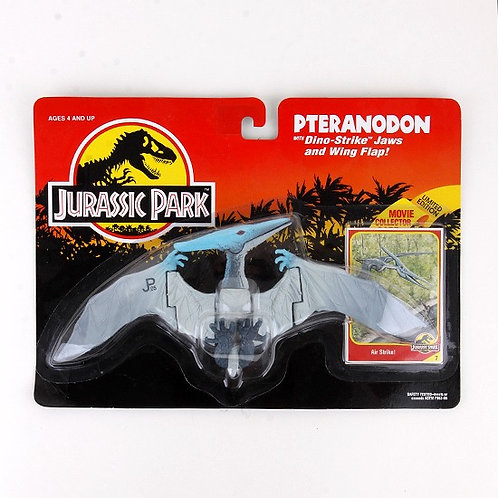 Pteranodon - Classic 1993 Jurassic Park Action Figure W1 - Kenner