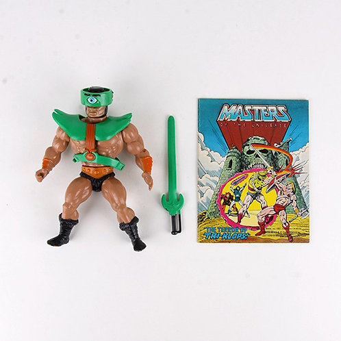 Tri-Klops - Vintage 1983 Masters of the Universe - Action Figure - Mattel