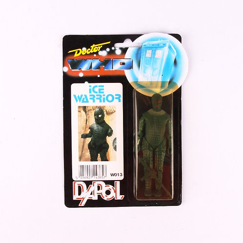 Ice Warrior - Vintage 1987 Doctor Who - Dapol Action Figure