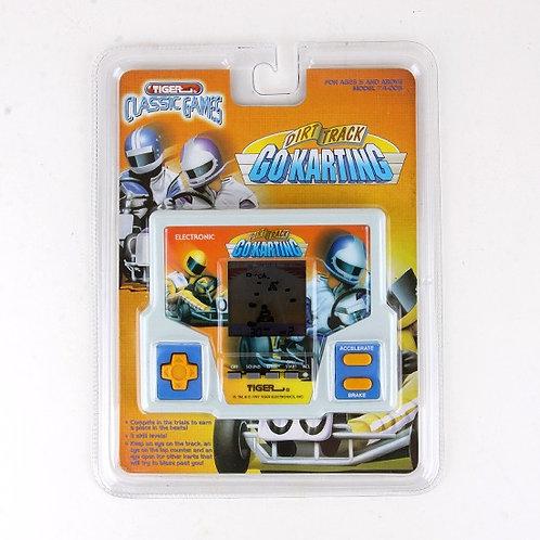 Go Karting - Classic 1997 Electronic Handheld Arcade Game - Tiger Electronics