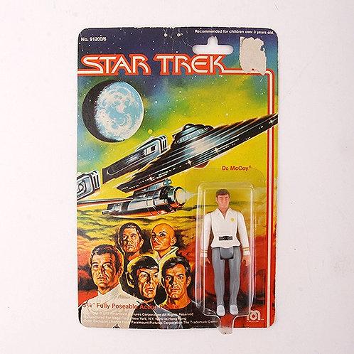Dr. McCoy - Vintage 1979 Star Trek Action Figure - Mego (1)