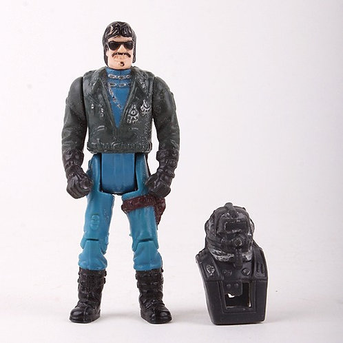 Sly Rax - Vintage 1985 M.A.S.K. Action Figure - Kenner