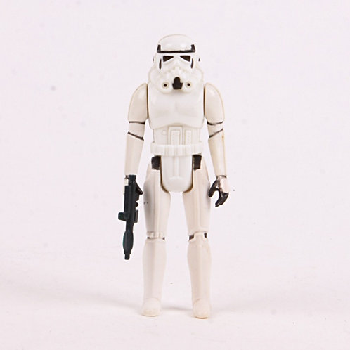 Stormtrooper - Vintage 1977 Star Wars - Action Figure - Kenner
