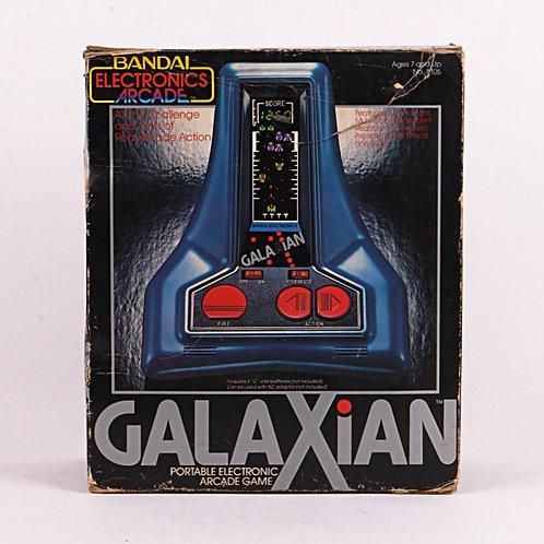 Galaxian - Vintage 1980 Tabletop Electronic Arcade Game -Bandai
