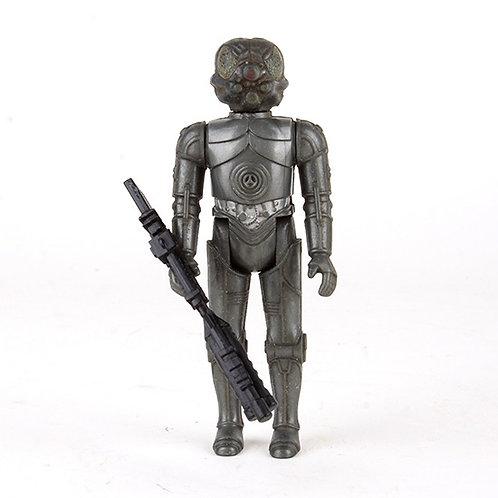 Zuckuss - Vintage 1982 Star Wars Action Figure - Kenner