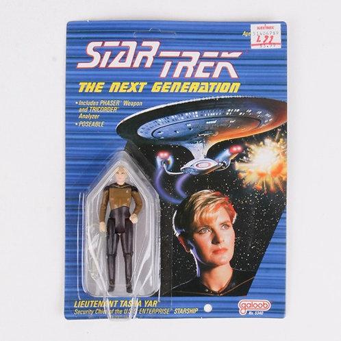 Lieutenant Tasha Yar - Vintage 1988 Star Trek - Action Figure - Galoob