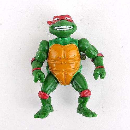 Breakfightin' Raphael - Vintage 1989 Teenage Mutant Ninja Turtles - Play