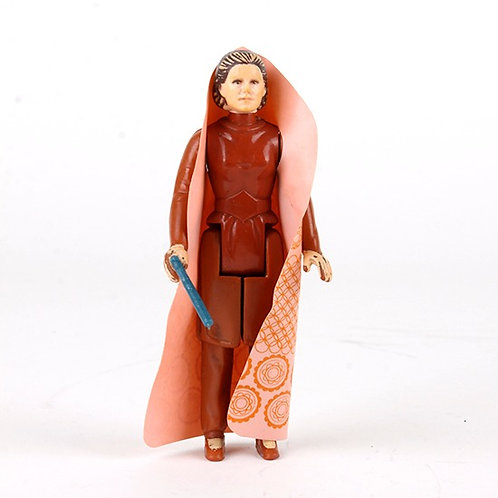 Princess Leia (Bespin Gown) - Vintage 1980 Star Wars Action Figure - Kenner