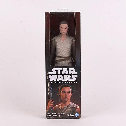"Rey (Jakku) - Modern 2015 Star Wars The Force Awakens - 12"" Action Figure"