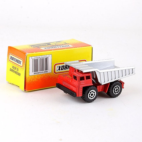 Earth Mover #9 - Classic 1996 Die Cast Vehicle - Matchbox
