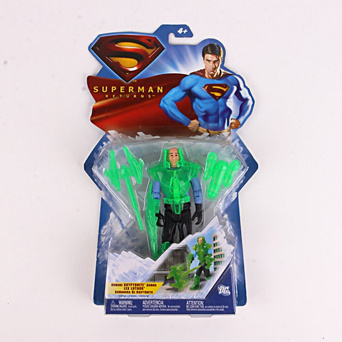Lex Luthor - Modern 2006 Superman Returns - Action Figure - Mattel / DC Comics