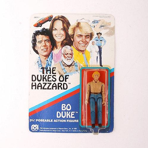 Bo Duke - Vintage 1981 The Dukes of Hazzard - Mego Action Figure (1)