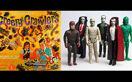Halloween Themed Toys Through The Decades