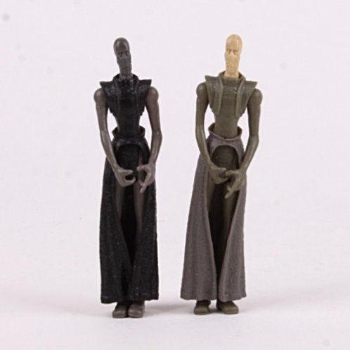 San Hill - Prototype Star Wars Attack of the Clones - Action Figures