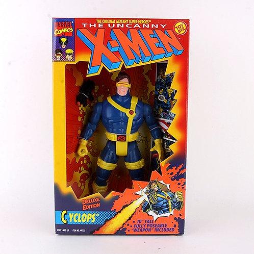 "Cyclops - Classic 1993 Marvel The Uncanny X-Men 10"" Action Figure - Toy Biz"