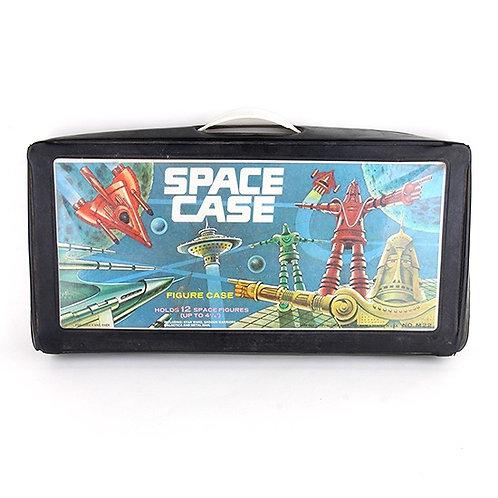 Space Case - Vintage 1980s Action Figure Case - Tara Toy
