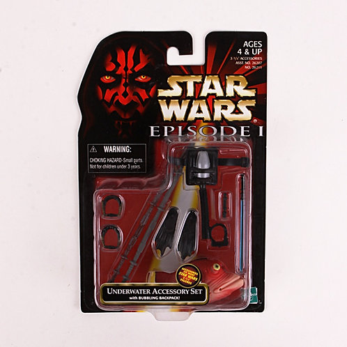 Underwater Accessory Set - 1998 Star Wars The Phantom Menace - Action Figure
