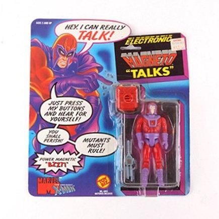 Magneto - Classic 1991 Marvel Electronic Talking Action Figure - Toy Biz
